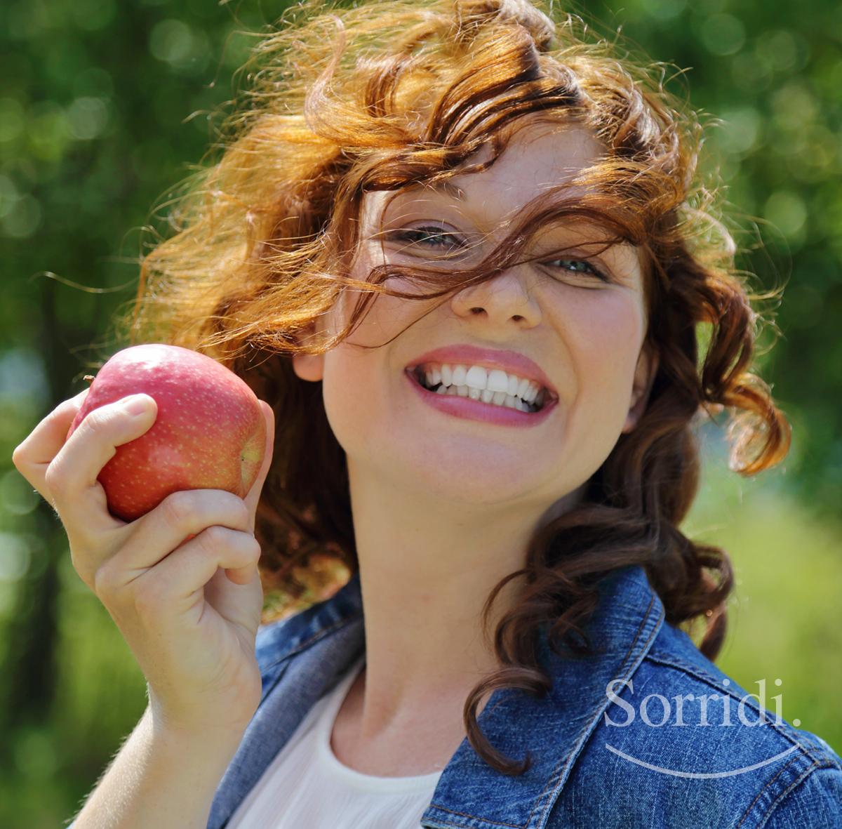 Salute orale e alimentazione: dieta sana per denti sani